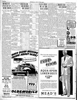 The Courier News from Blytheville, Arkansas on June 28, 1939 · Page 6