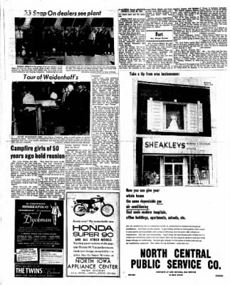 Kossuth County Advance from Algona, Iowa on June 20, 1966 · Page 4
