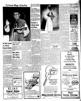 Kossuth County Advance from Algona, Iowa on June 20, 1966 · Page 5
