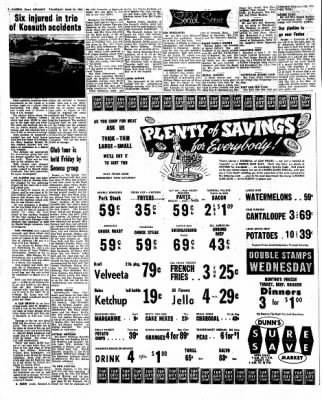 Kossuth County Advance from Algona, Iowa on June 23, 1966 · Page 2