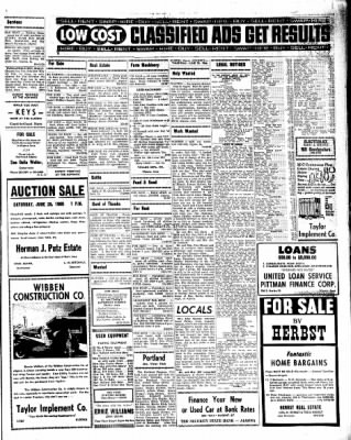 Kossuth County Advance from Algona, Iowa on June 23, 1966 · Page 7