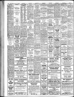 The Age from Melbourne, Victoria, Australia on January 14, 1956 · Page 54