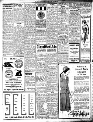 The Algona Upper Des Moines from Algona, Iowa on April 26, 1945 · Page 12