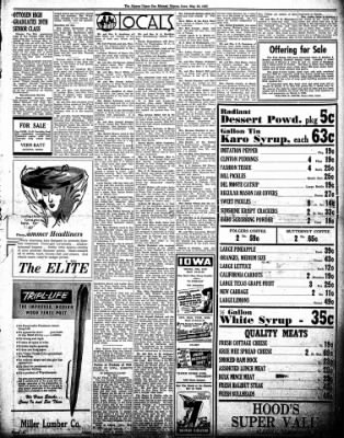 The Algona Upper Des Moines from Algona, Iowa on May 24, 1945 · Page 7