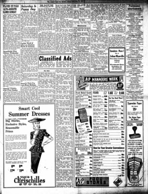 The Algona Upper Des Moines from Algona, Iowa on May 24, 1945 · Page 10
