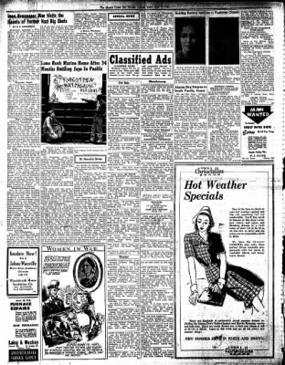 The Algona Upper Des Moines from Algona, Iowa on June 21, 1945 · Page 10