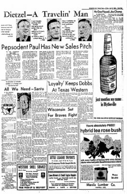 The Courier News from Blytheville, Arkansas on April 15, 1966 · Page 9