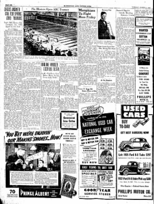 The Courier News from Blytheville, Arkansas on March 8, 1938 · Page 6