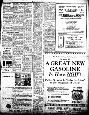 The Algona Upper Des Moines from Algona, Iowa on September 20, 1945 · Page 11