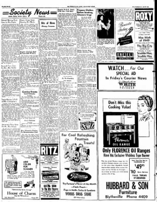 The Courier News from Blytheville, Arkansas on June 29, 1949 · Page 4