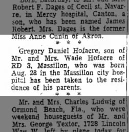 The Evening Independent from Massillon, Ohio on September 21, 1953