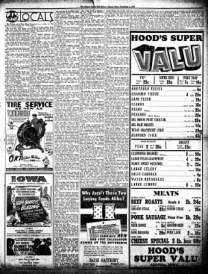 The Algona Upper Des Moines from Algona, Iowa on November 1, 1945 · Page 7