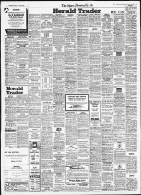The sydney morning herald from sydney new south wales on january 22 the sydney morning herald from sydney new south wales on january 22 1986 page 19 thecheapjerseys Choice Image