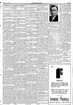 The Ironwood Times from Ironwood, Michigan on May 13, 1938 · Page 7