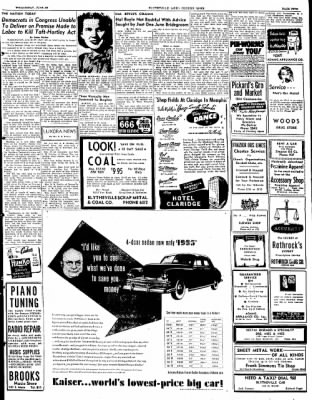 The Courier News from Blytheville, Arkansas on June 29, 1949 · Page 5