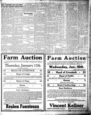 The Algona Upper Des Moines from Algona, Iowa on January 8, 1946 · Page 9