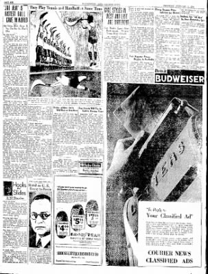 The Courier News from Blytheville, Arkansas on February 1, 1934 · Page 6