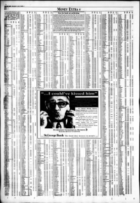 The Age from Melbourne, Victoria, Australia on July 3, 1995