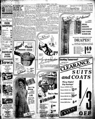 The Algona Upper Des Moines from Algona, Iowa on May 14, 1946 · Page 5