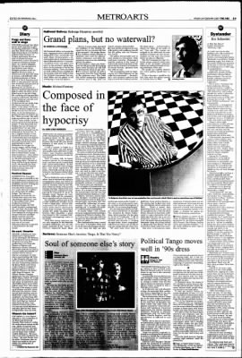 The Age from Melbourne, Victoria on February 14, 1997 · Page 21