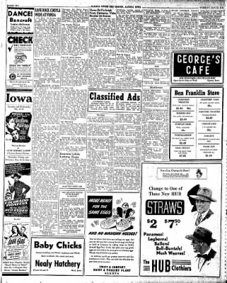 The Algona Upper Des Moines from Algona, Iowa on May 28, 1946 · Page 6