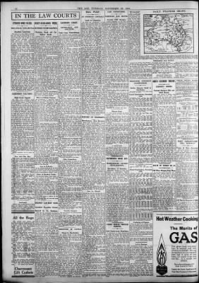 The Age from Melbourne, Victoria on November 26, 1935 · Page 14 Restraining Order Endort Form on