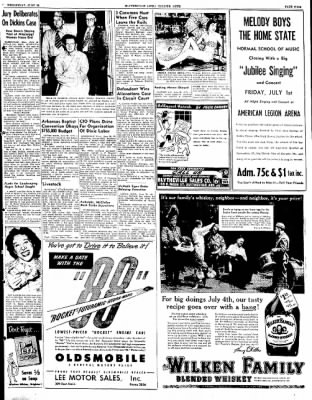 The Courier News from Blytheville, Arkansas on June 29, 1949 · Page 9