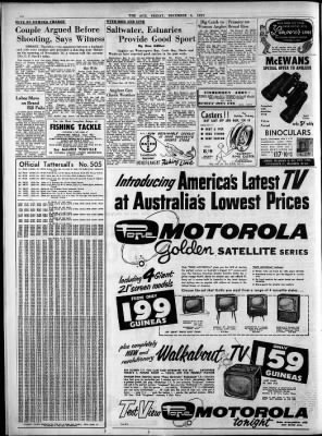 The Age from Melbourne, Victoria, Australia on December 6, 1957 · Page 14