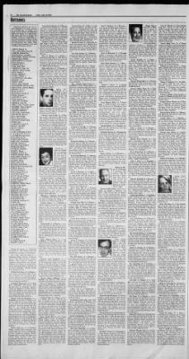 Arizona Republic from Phoenix, Arizona on April 16, 1993 · Page 19