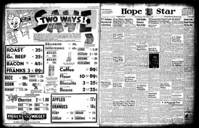 Hope Star from Hope, Arkansas on March 25, 1955 · Page 2