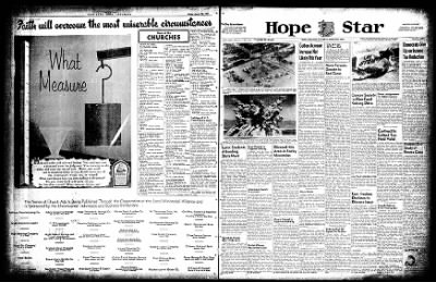 Hope Star from Hope, Arkansas on March 26, 1955 · Page 4