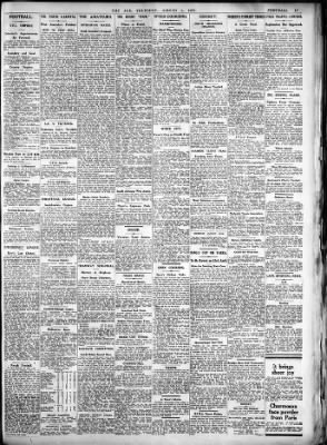 The Age From Melbourne Victoria On August 5 1937 Page 17