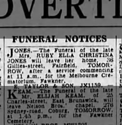 The Age from Melbourne, Victoria, Australia on June 30, 1952 · Page 6