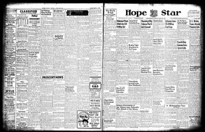 Hope Star from Hope, Arkansas on March 28, 1955 · Page 5