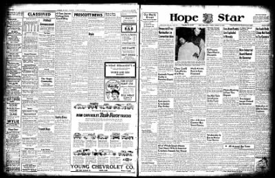Hope Star from Hope, Arkansas on March 29, 1955 · Page 1