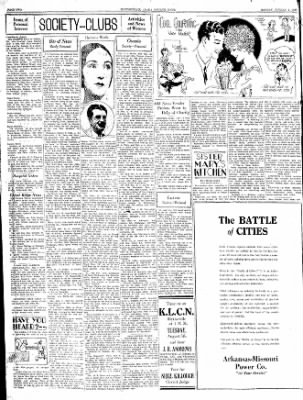 The Courier News from Blytheville, Arkansas on August 4, 1930 · Page 2