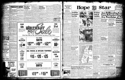 Hope Star from Hope, Arkansas on April 5, 1955 · Page 2