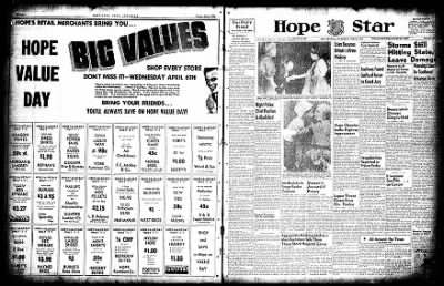 Hope Star from Hope, Arkansas on April 6, 1955 · Page 3