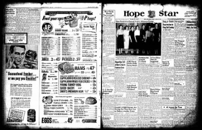 Hope Star from Hope, Arkansas on April 7, 1955 · Page 17