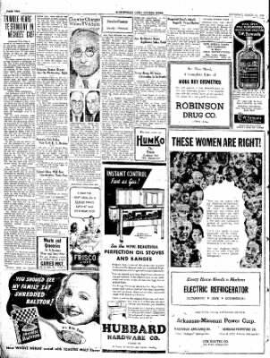 The Courier News from Blytheville, Arkansas on March 10, 1938 · Page 2
