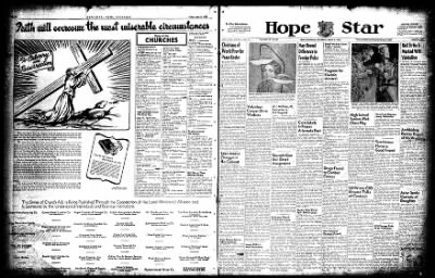 Hope Star from Hope, Arkansas on April 9, 1955 · Page 2