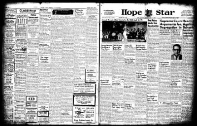 Hope Star from Hope, Arkansas on April 11, 1955 · Page 4