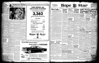 Hope Star from Hope, Arkansas on April 11, 1955 · Page 18