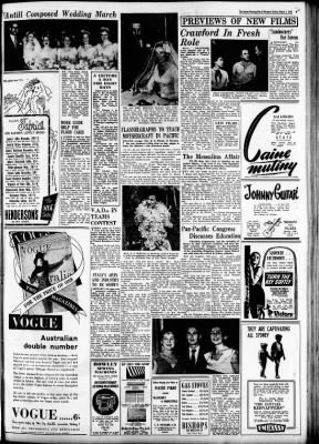 The Sydney Morning Herald from Sydney, New South Wales, Australia on March 3, 1955 · Page 31