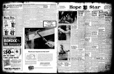 Hope Star from Hope, Arkansas on April 13, 1955 · Page 2