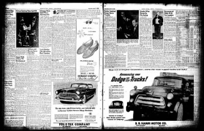 Hope Star from Hope, Arkansas on April 13, 1955 · Page 17