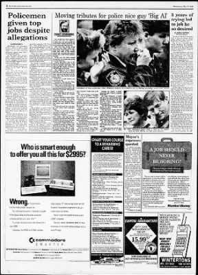 The Sydney Morning Herald from Sydney, New South Wales, Australia on May 10, 1989 · Page 2