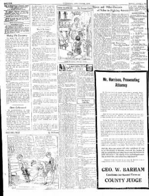 The Courier News from Blytheville, Arkansas on August 4, 1930 · Page 4