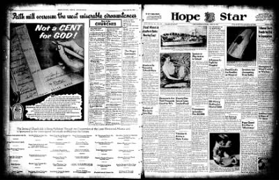 Hope Star from Hope, Arkansas on April 16, 1955 · Page 4