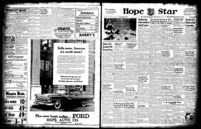 Hope Star from Hope, Arkansas on April 20, 1955 · Page 2